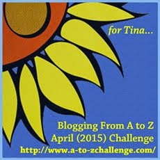 A to Z April Challenge Badge