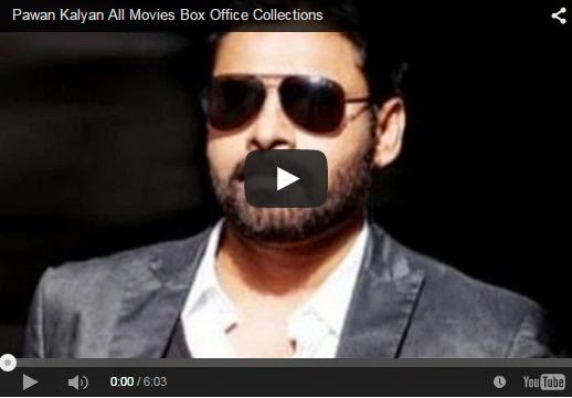 Pawan Kalyan All Movies Box Office Collections