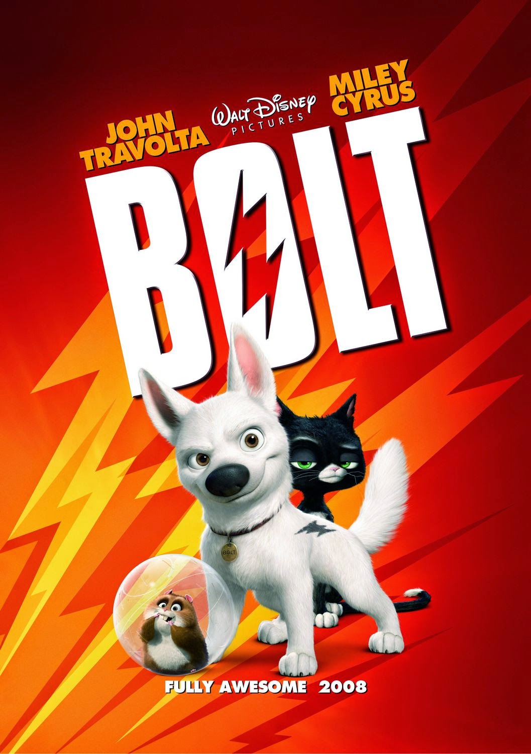 Bolt: Supercão – Dublado (2008)