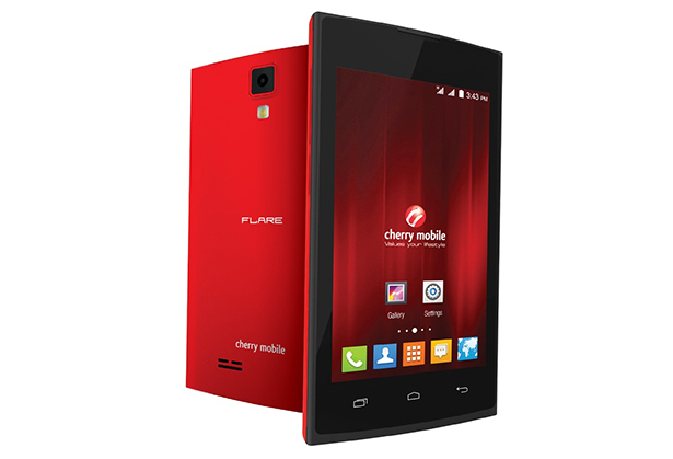 Cherry Mobile Flare Lite: Specs, Price and Availability