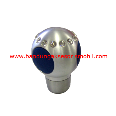 Gear Knob Diamond 4208 Blue