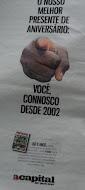 """Comentário sobre a existência de censura no semanário """"A Capital""""-Ecclésia"""