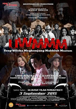 Usop Wilcha Menghonjang Makhluk Muzium Full