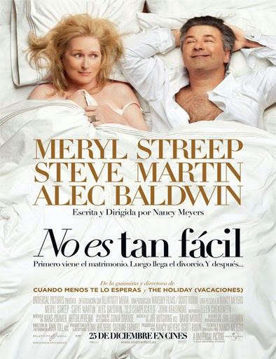 Ver No es tan fácil (It's Complicated) (2009) Online