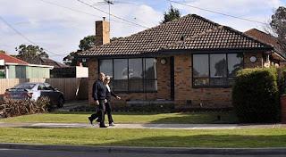 To σπίτι της πρωθυπουργού Τζούλιας Γκίλλαρντ στη Μελβούρνη
