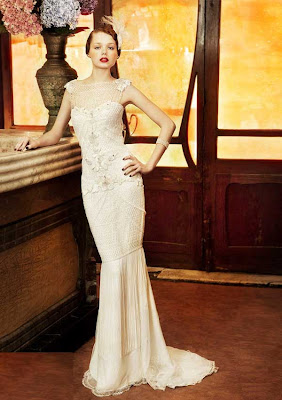 Yolan Cris 2011 Wedding Dress