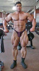 Gym Poser