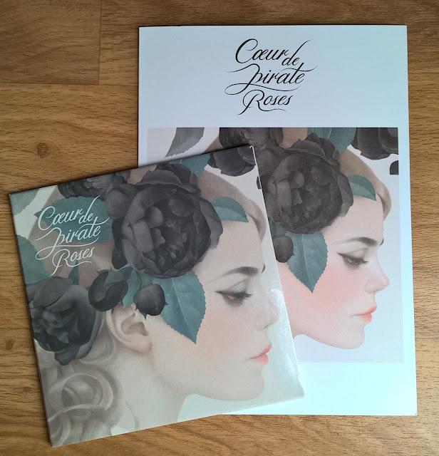 171 Roses 187 Le Nouvel Album De C Ur De Pirate Geekmpt