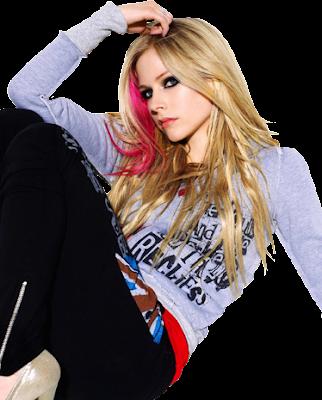 Teen Angels-Quase Anjos-Avril Lavigne: Fotos em png: