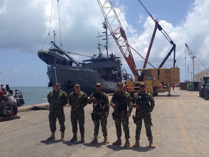 Gaula Militar de San Andrés y Providencia