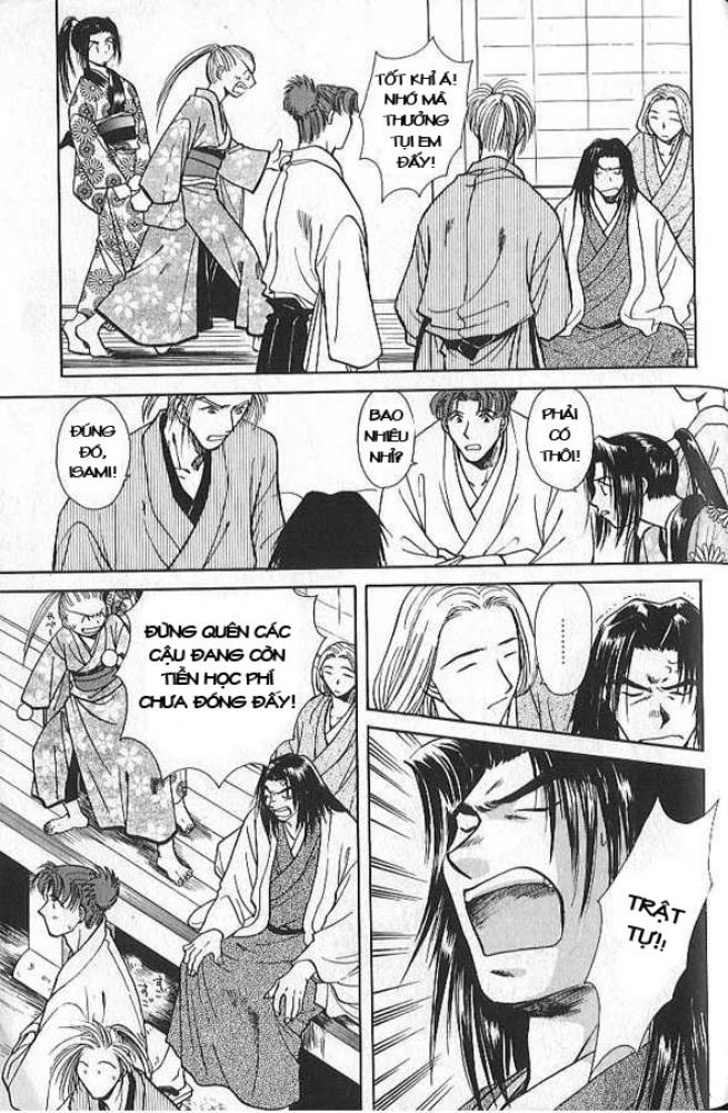 Soshite Haru No Tsuki chap 4 - Trang 10