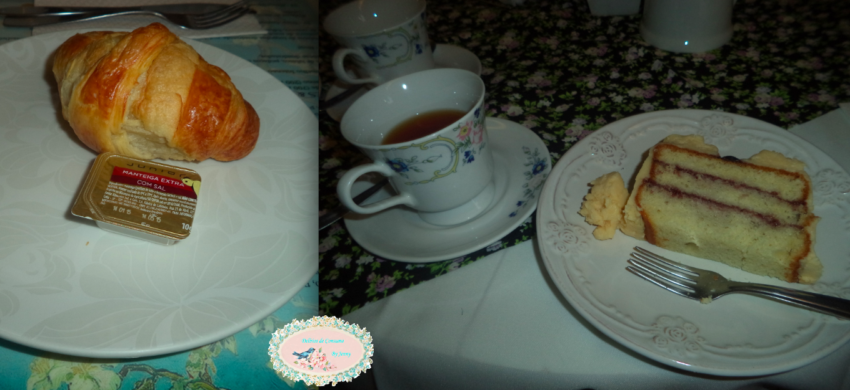 cake, tea, chá, croissant, Vincent, blog Delírios de Consumo