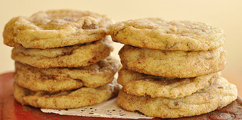 Our Family Recipes: Chunky Peanut, Chocolate, and Cinnamon Cookies