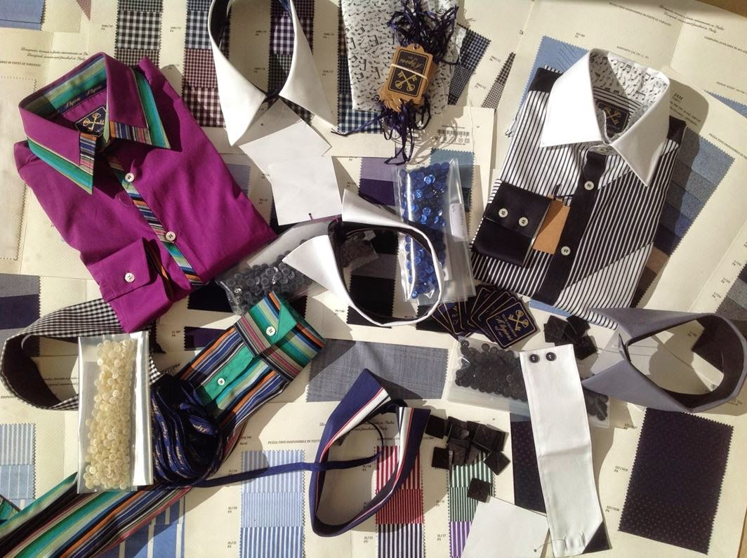 A'Legions swatches & accessories