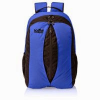 Wildcraft Wiki 7.13 31 Ltrs Blue Casual Backpack for Rs 895 or Rs 806