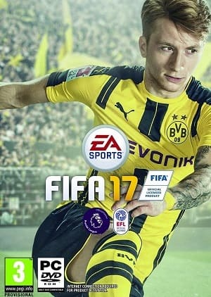 Fifa 17 Jogos Torrent Download capa