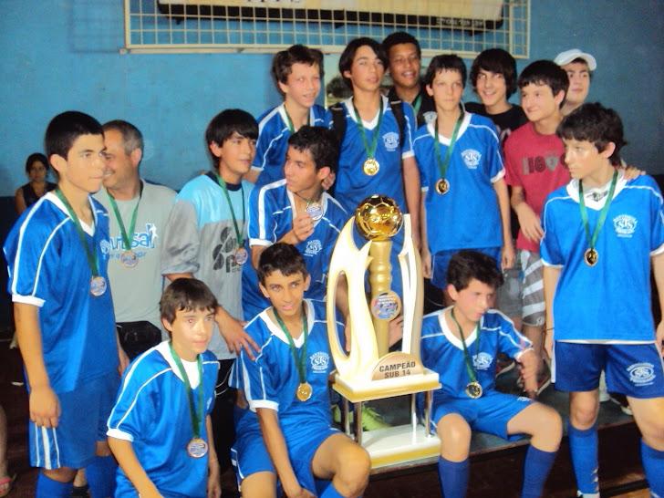 Campeonato Citadino de Futsal de Menores 2011