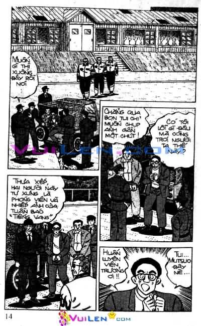 Jindodinho - Đường Dẫn Đến Khung Thành III Tập 55 page 14 Congtruyen24h