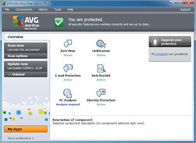 AVG Free Edition 2013.0.2793