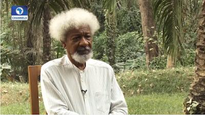 Soyinka calls for caution on Biafran agitation