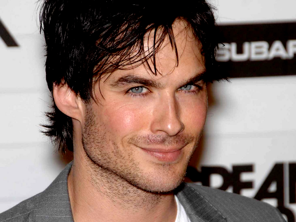 Ian Somerhalder HD Wallpaper