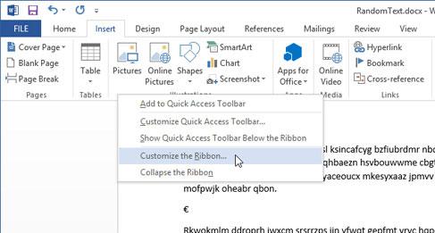 Cách sử dụng biểu tượng trong Microsoft Word 2013 10