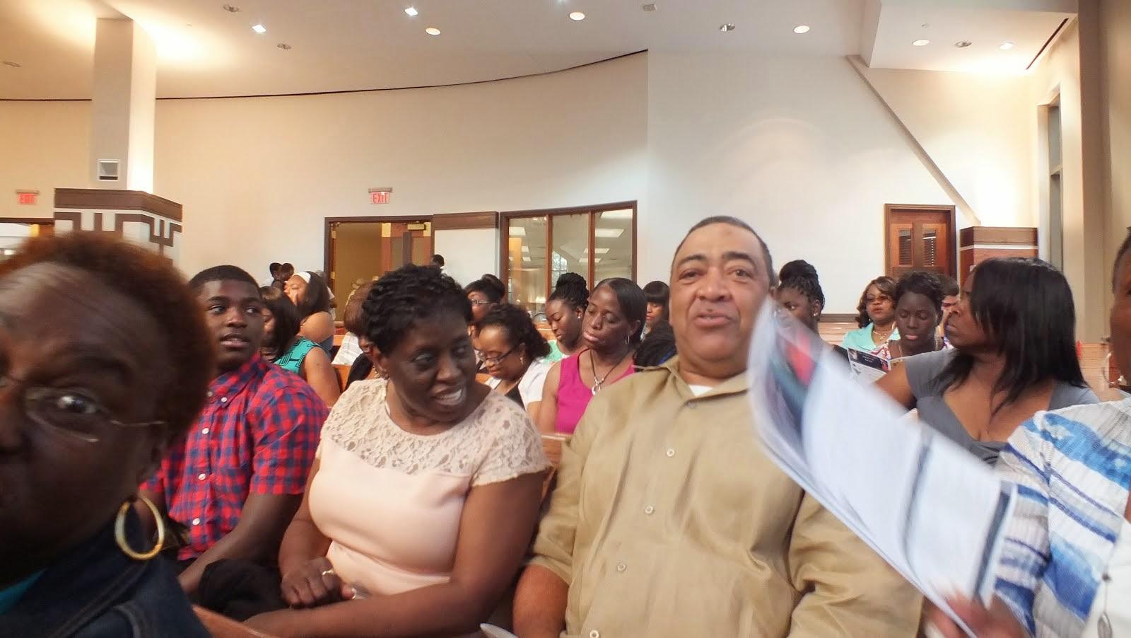 2014 MTBR REUNION - SUNDAY WORSHIP SERVICE