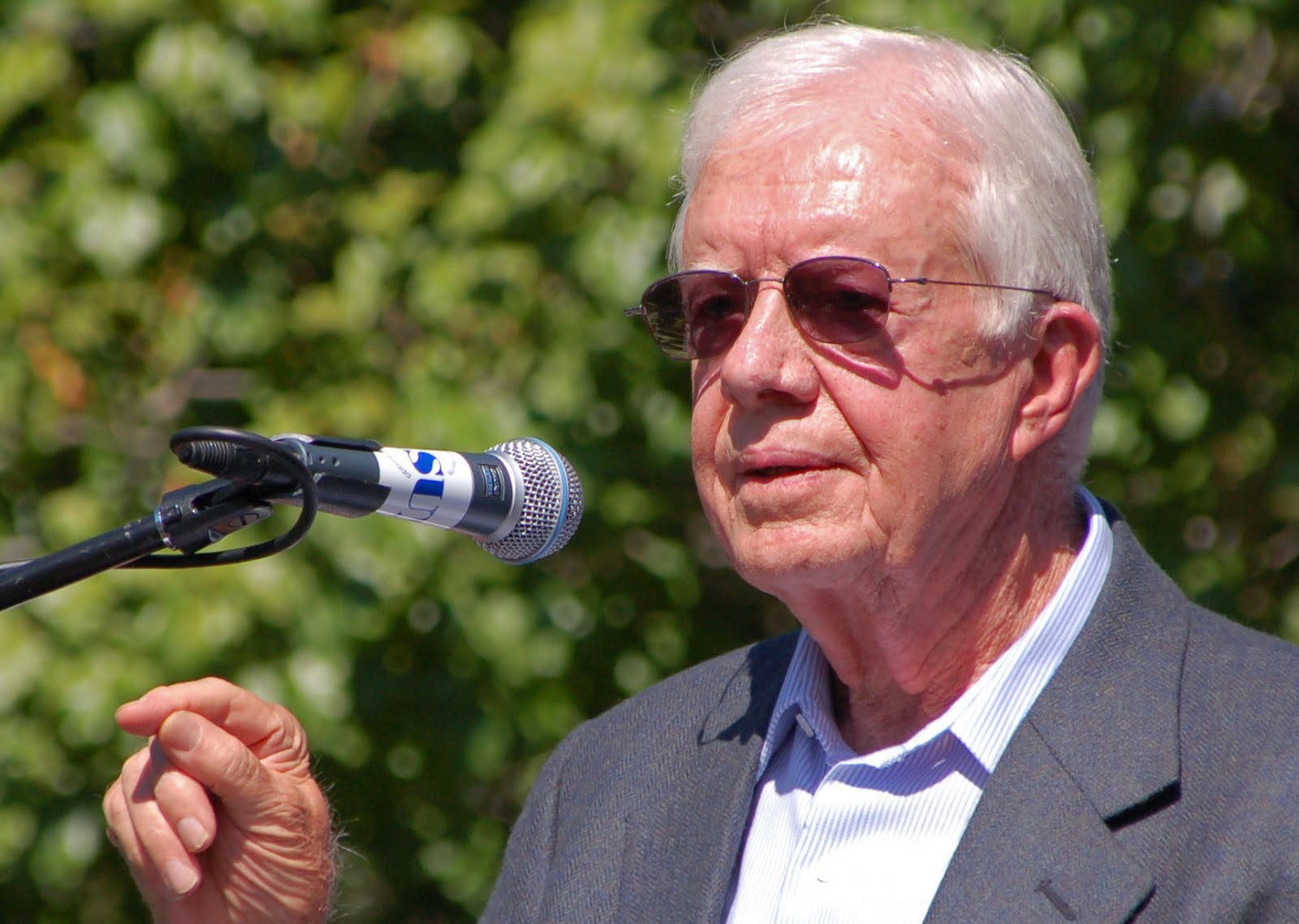 Some choice excerpts from Jimmy Carter: Revelations that top officials are ...
