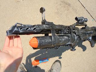 Lasagna678 Nerf Mods Nerf Grenade Launcher And Shotgun