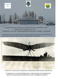 Segundo Encuentro de Historiadores Aeronáuticos 2017