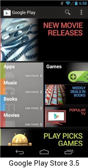 Android 3.5 Lebih elegan