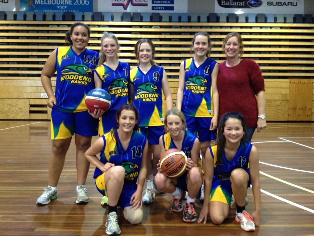 Macedon ranges basketball