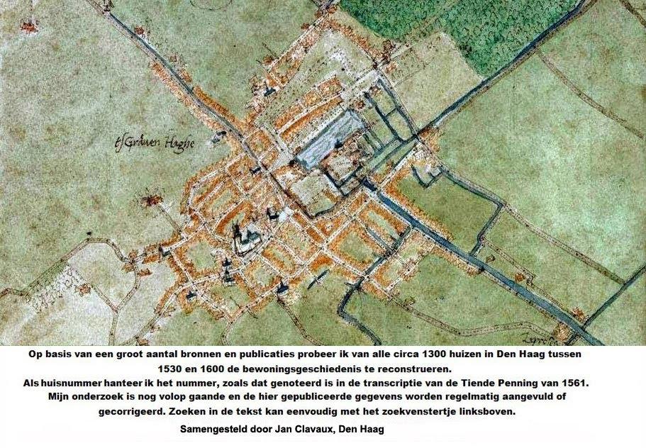 Den Haag 1530-1600