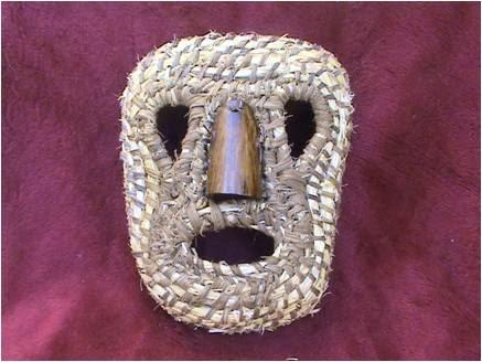Mascara de escrinho