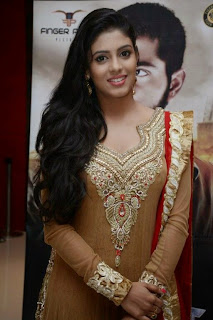 Iniya Latest Pictures in Salwar Kameez at Thilagar Audio Launch ~ Celebs Next