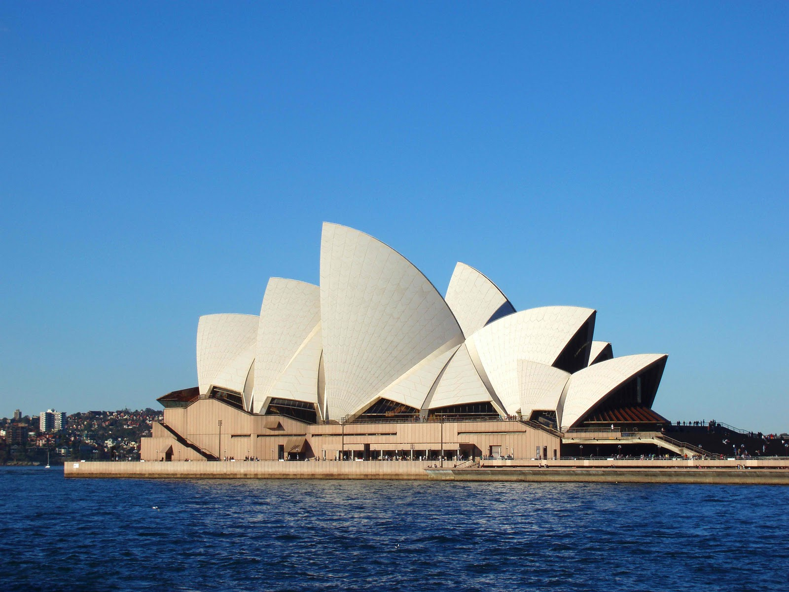 Airline travel deals travel tips travel news sydney s for Sydney opera housse