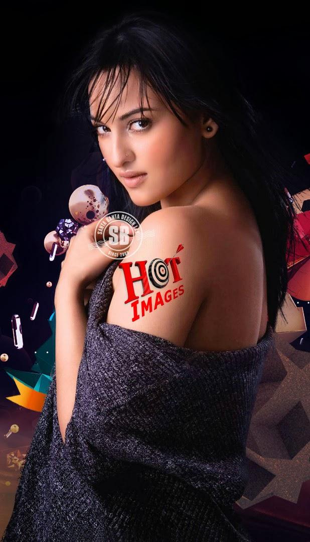 sonakshi sinha hot back pics