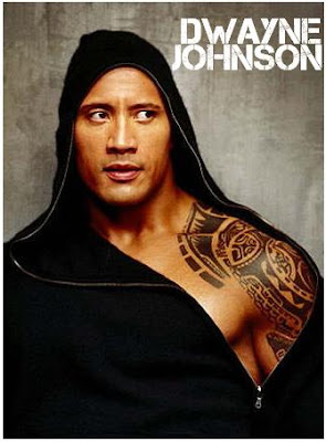 dwayne rock johnson tattoo. on dwayne johnson tattoo.