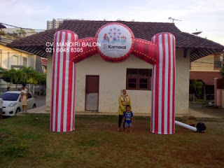 BALON GATE CARNAVAL THREE