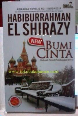 Novel : Bumi Cinta – Habiburrahman El Shirazy