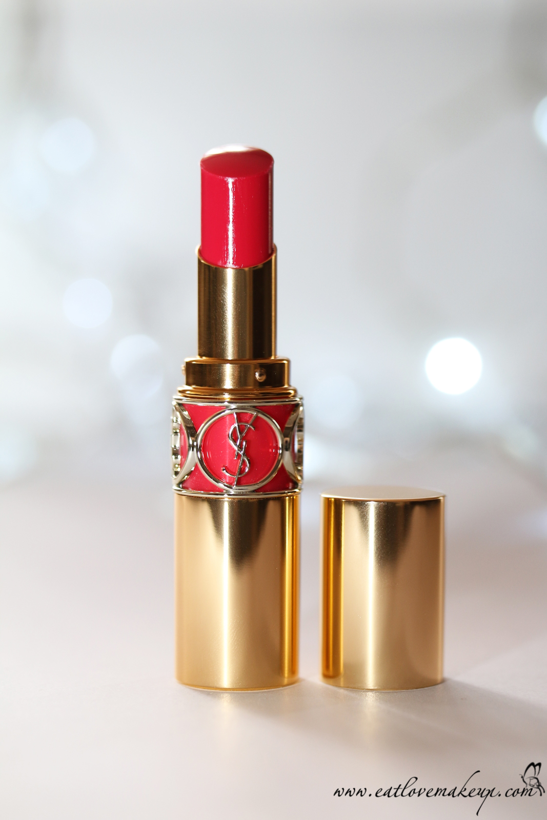 Yves Saint Laurent Rouge Volupté Shine 28 Rose Intime