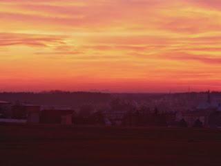 Tatry i panorama Kolbuszowej, 2015.12.27. fot. Józef Świątek