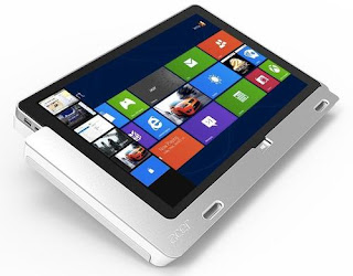 Acer Iconia PC Tablet Dengan Windows 8 W700