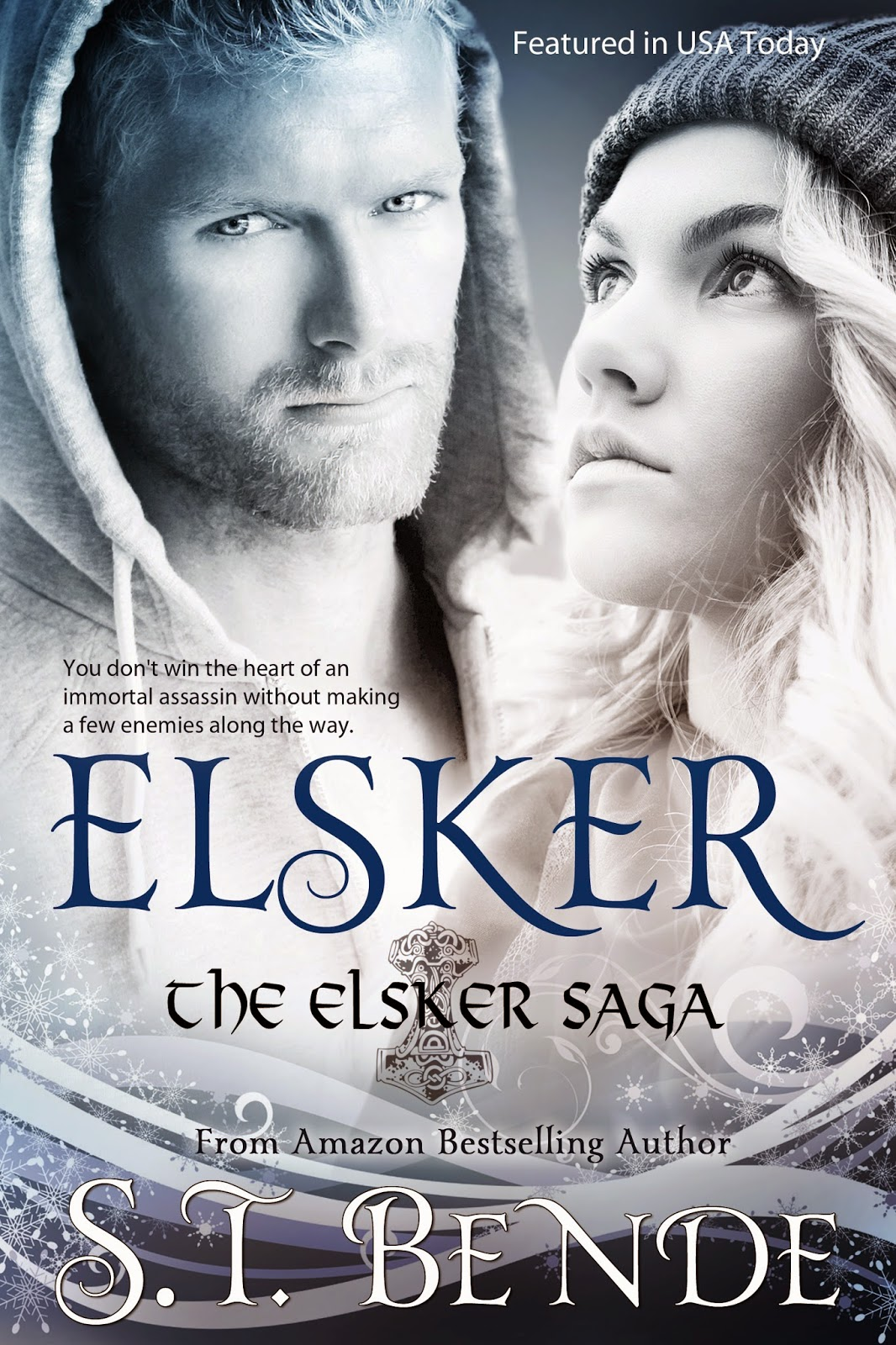 Release Day Blitz: Elsker by ST Bende