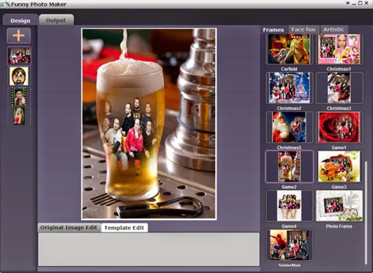funny photo editing software free download full version