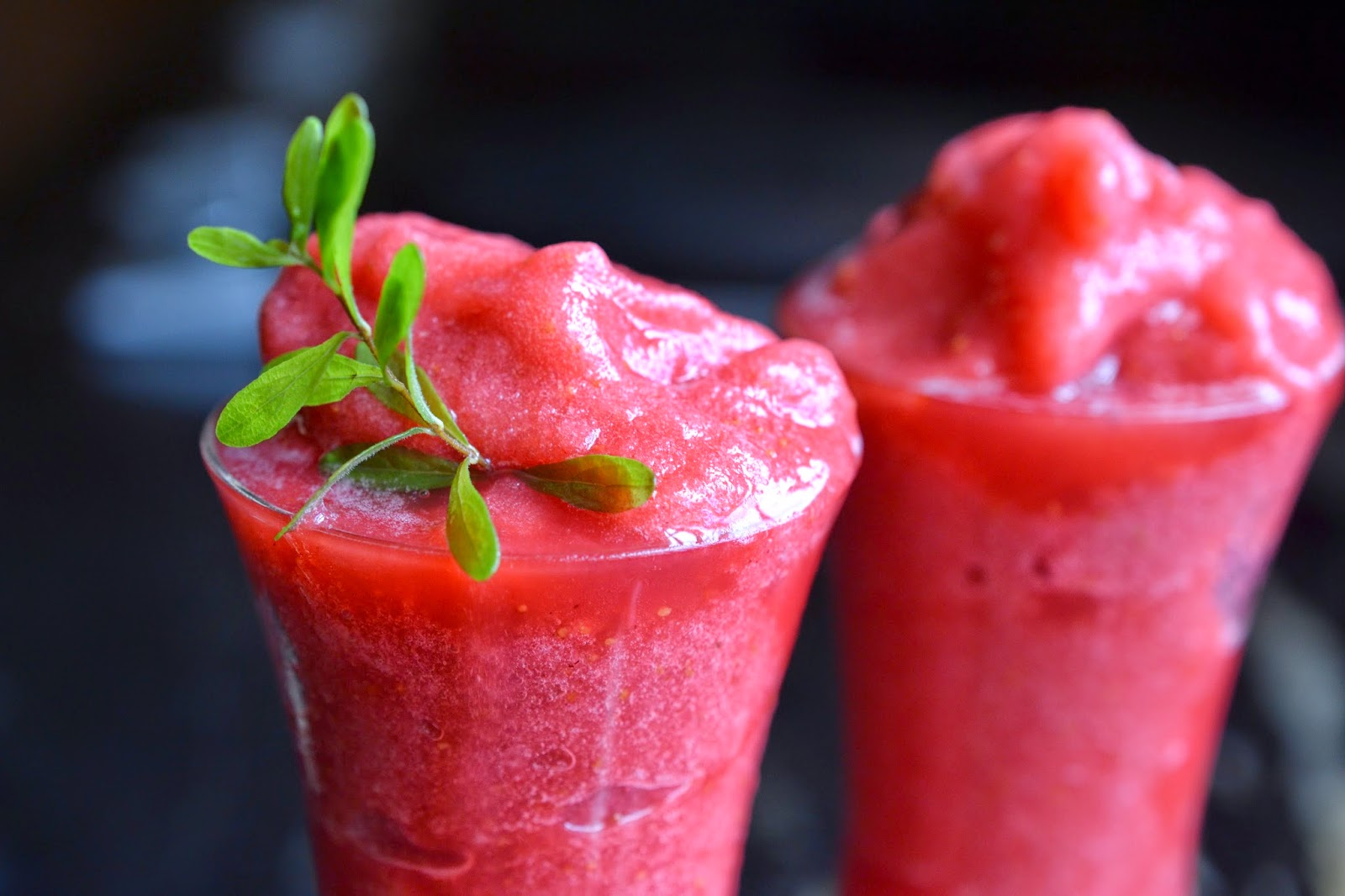 how to make strawberry daiquiri slush