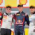 GP3: Nuevo podio y liderazgo para Facu Regalia en Spa
