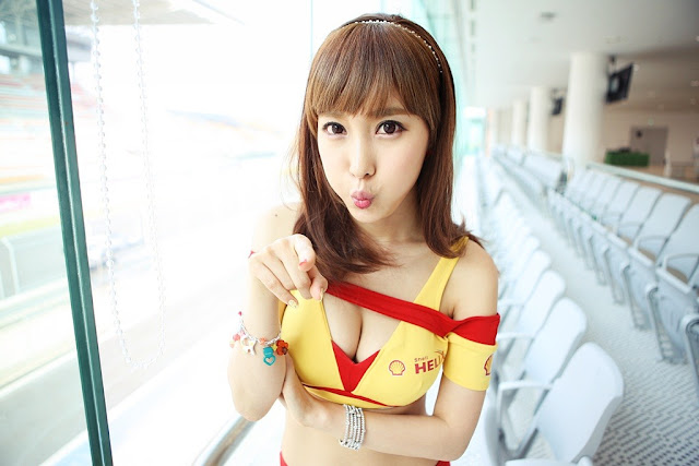 1 Im Min Young - CJ SuperRace 2012 R2-very cute asian girl-girlcute4u.blogspot.com