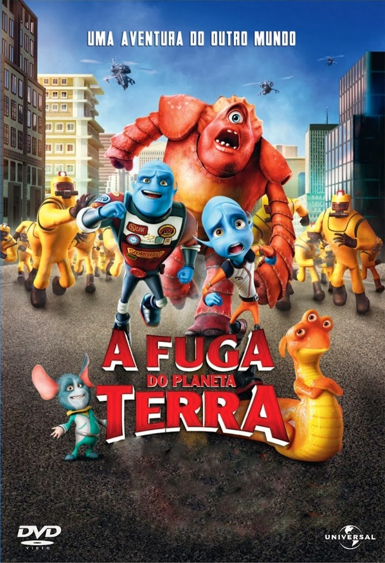 A Fuga do Planeta Terra – Legendado