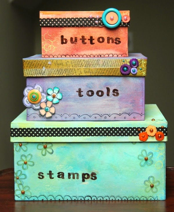 http://washitapecrafts.com/2013/05/painted-and-decorated-storage-boxes/